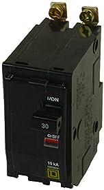 NEW Square D QOB230 Circuit Breaker