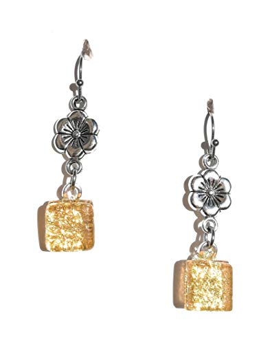 Classy Glass by Sheri Golden Earrings