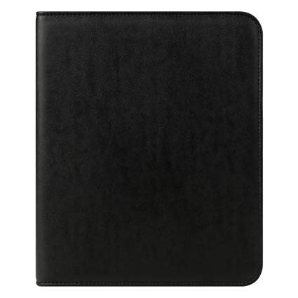 (Classic FC Basics Wide Simulated Leather Open Wire-bound Cover -)