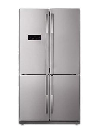 Beko GNE114612X frigorifero side-by-side: Amazon.it: Casa e cucina