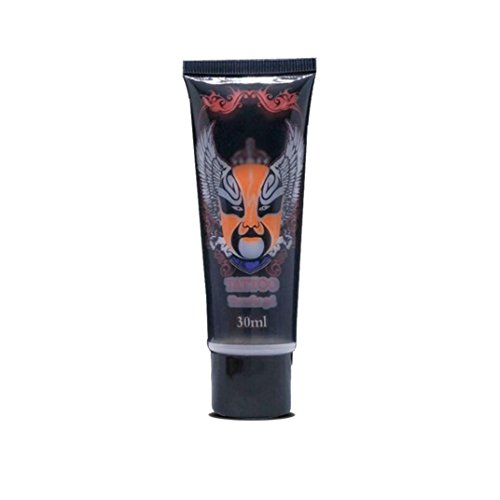 Lotus.flower Tattoo Stencil stay Thermal Transfer Solution Application Gel Stuff Soap Durable Mild Skin-friendly 15ml, 30ml, 50ml (30ml)