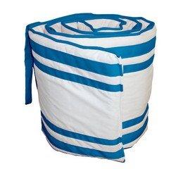 Soho Cradle Bumper, color: Blue, size: 18