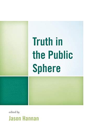 Books : Truth in the Public Sphere