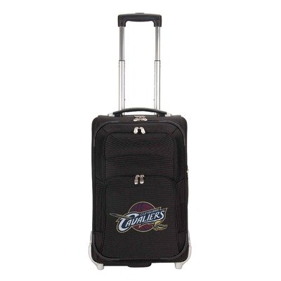 nba-cleveland-cavaliers-denco-21-inch-carry-on-luggage-black