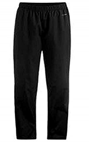 Paradox Womens Waterproof Breathable Rain Pants,Black (Medium)