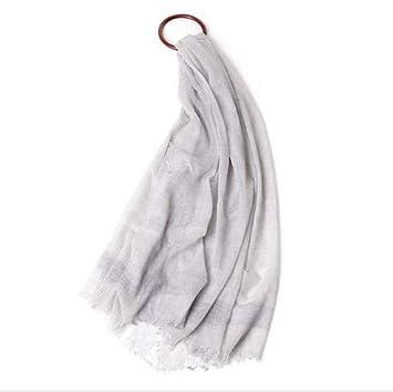 Cashmere Scarf Blanket Soft Cashmere Shawl Wrap Winter Wool Scarf Shawl and Ladies Scarf, B,M