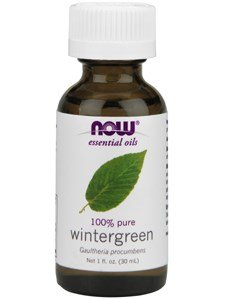 Now Foods Wintergreen Oil - 1 oz. 3 Pack (Now Foods Wintergreen Oil compare prices)