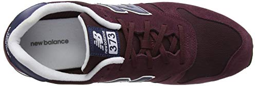 Trainers Borgogna The 373 Borgogna New Balance Man Red TvTHPw