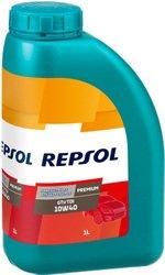 Repsol Premium GTI TDI 10W40 - Aceite lubricante de motor para coche, 1 L