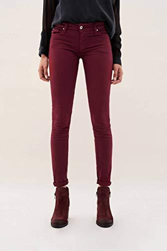 Pantalones Skinny Wonder De Color Salsa Rosa Pq4vnv