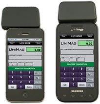 UniMag Pro, Mobile Scanner, 3 Track, Color: Black
