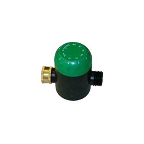 QVS 003703 Manual Hose Timer, Green