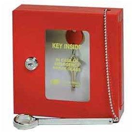 MMF201900007 - MMF Industries EMERGENCY KEY BOX KEYED DIFFERENTLY