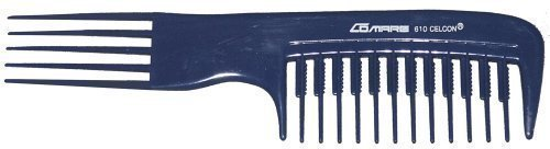 COMARE Hairdressing/professional double end rake comb with lifters - 610 by Comare