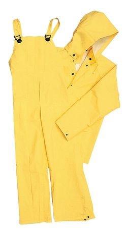 FR 2 Piece Rainsuit, Yellow, 3XL
