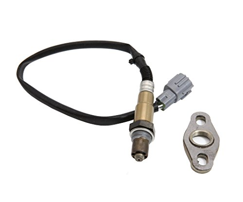 O2 Oxygen Sensor Front & Rear Upstream & Downstream for Toyota 4Runner Land Cruiser Pickup T100 Tacoma Tundra Lexus LX470 (Replaces # Bosch 13104 Denso ()