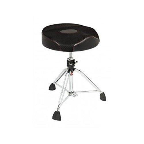 (Gibraltar 9608RW2T Oversized Round Seat Web Top Drum Throne)