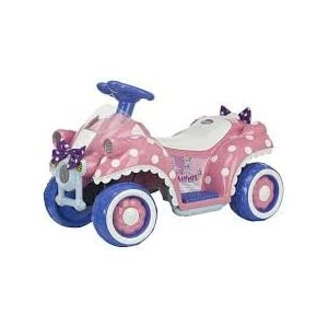 Minnie-Mouse-6-Volt-Quad-battery-powered-ride-on