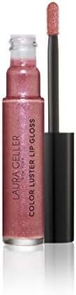 Lip Makeup: Laura Geller Color Luster Lip Gloss