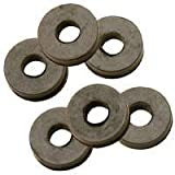Plumb Pack Pp805-30 Flat Faucet Washer, 1/2 (Pack of 6) by Plumb Pak
