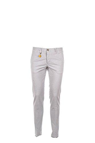 Pantalone Uomo Manuel Ritz 48 Grigio 2232p1578t 173350 Primavera Estate 2017