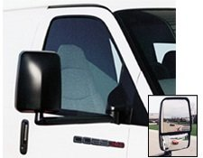 - Velvac 714546 RV Mirror, Chevy G3500/Express & GMC Savana Vans and Cutaways-Passenger Side