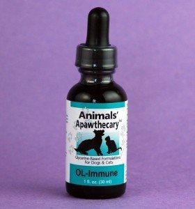 Animals Apawthecary OL-Immune 4 fl oz, My Pet Supplies