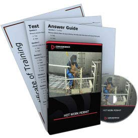 Convergence Training Hot Work Permit DVD, C-332B (C-332B)