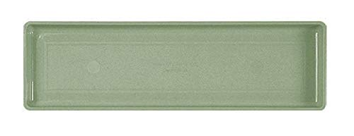 Novelty Countryside Flower Box Tray, Sage, 36-Inch (36 Inch Pot)