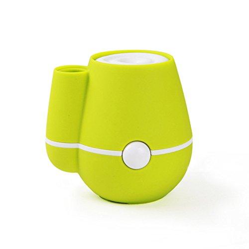 Ldfn Aroma Diffuser 220ml Usb Mini Essential Oil Plug Vase