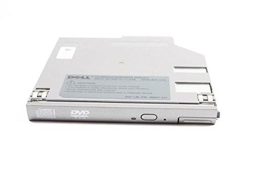 (Dell CD-RW/DVD Drive Gray 8W007-A01 YN965 Latitude D630 D520 D620 ATG D610)