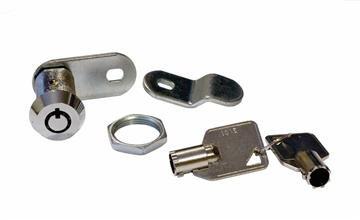 4 Pack Lock Cylinders - 7