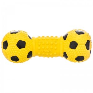 Rascals Latex Toy - Soccerball Dumbbell 6 by COSTAL