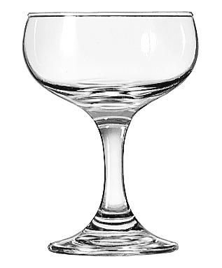 33cd17de75f Amazon.com: Libbey Glassware 3773 Embassy Champagne Glass, 5 oz.-12 oz.  (Pack of 36): Industrial & Scientific