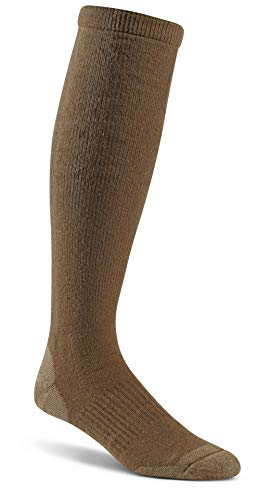 FoxRiver Men's Fatigue Fighter Over-The-Calf, Coyote Brown, x Large