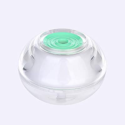 XASY Humidificador ultrasónico humidificador Mini 80ML ...
