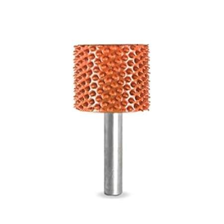 1//4 Shank Cylinder Radius End 1 Ex-Coarse Grit
