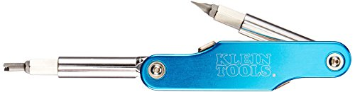 Klein Tools 10 Fold Screwdriver Schrader product image