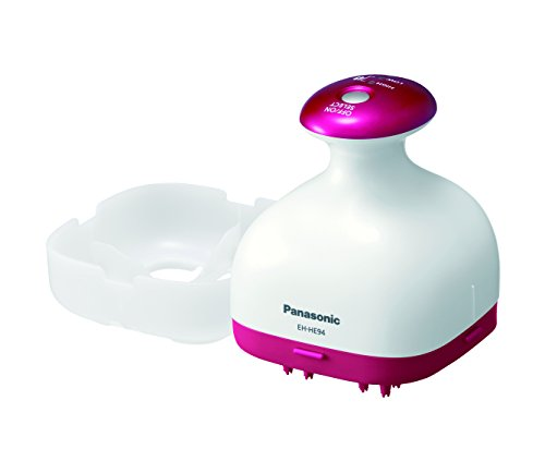 Panasonic-Head-Spa-Scalp-Aethetic-Massager-EH-HE94-RP-Rouge-Pink-AC100-240V-50-60Hz-Japan-Model