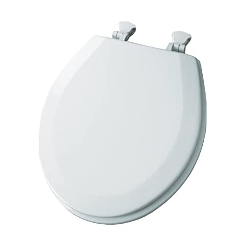 Strange Westport Round White Easy Clean Twist Hinges Toilet Seat 744Ec 000 Ocoug Best Dining Table And Chair Ideas Images Ocougorg