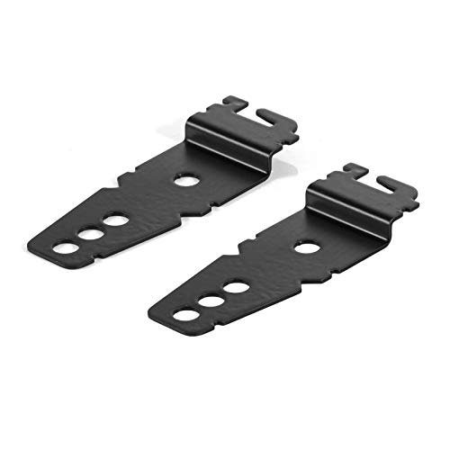 FidgetGear 2 x Dishwasher Upper Mounting Bracket Replace for AP6012289 PS11745496 from FidgetGear