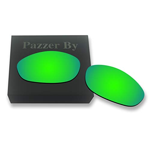 Polarized Replacement Lenses for Oakley Monster Dog - Multiple Colors (Green Mirrored Coating, All Colors-Polarized)
