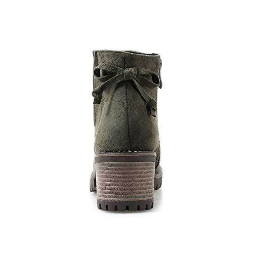 Green Chelsea Femme Am01euws012 Boots Firengoli qpFwf8CI