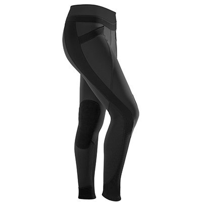 (Irideon Synergy Tights - Ladies - Size:Large Color:Black)