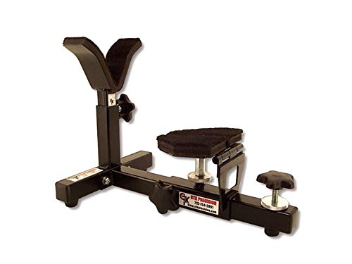 CTK Precision Compact Shooting Rest (Range Indoor Gun)