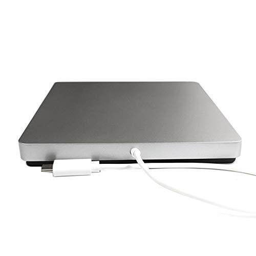 USB-C Superdrive DVD CD Drive External Rewriter Type-c Burner Laptop DVD Drive Support Windows8/7/Vista/Mac OSX