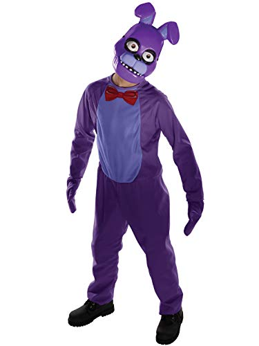 Rubie's Five Nights Child's Value-Priced at Freddy's Bonnie Costume, -