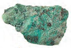 Chrysocolla Mineral Specimen Rock 1 - 1.5 Inch w Info Card