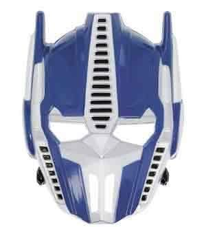 Transformers Optimus Prime Mask (Transformers Vac Form Mask [Contains 5 Manufacturer Retail Unit(s) Per Amazon Combined Package Sales Unit] - SKU# 251413)