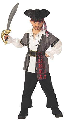 Creative Pirate Costume (Rubie's Opus Collection Pirate Boy Costume,)